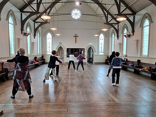 26 Wellbeing Day Out 2021 Tai Chi with A
