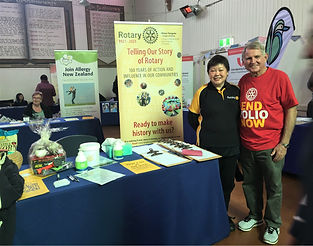 13 Wellbeing Day Out 2021 Mt Eden Rotary
