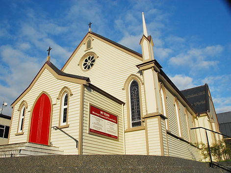 Mt Eden Village Centre church