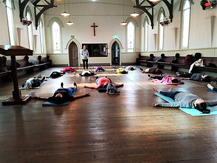 21 Wellbeing Day Out 2021 Hatha Yoga wit