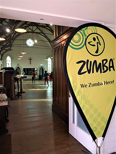 16 Wellbeing Day Out 2021 Zumba with Gra