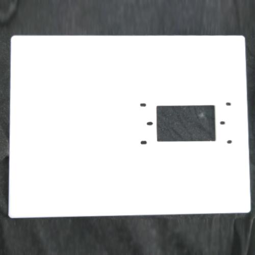 Premium Plastic Board for MM 2 Roller and 3 Roller Grain Mill (PolyPropylene Foo