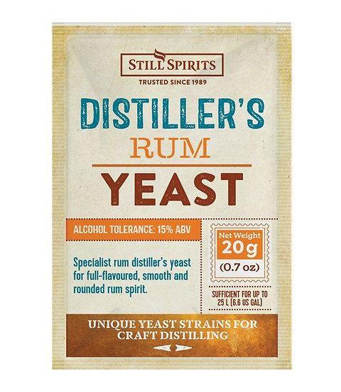 Distiller's Yeast Rum