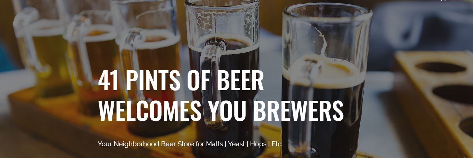 Best Home Brew Kits in Australia | 41 Pints of Beer