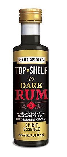 SS Top Shelf Dark Rum