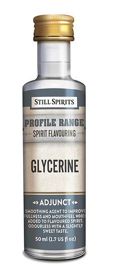 Still Spirits Glycerine 50ml (Profile Range)