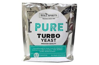 Classic 6 Turbo Yeast 130g [Still Spirits]