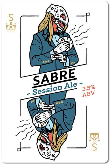 Sabre Session Ale [All Inn Brewing Fresh Wort]