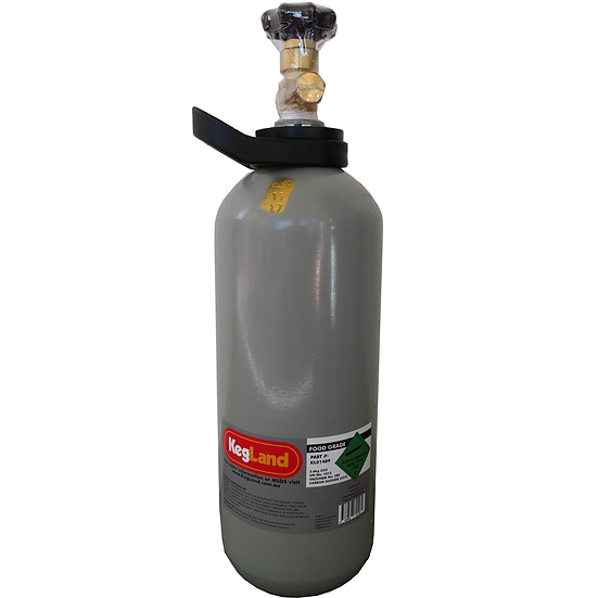CO2 GAS CYLINDERS 2.6KG (FULL)