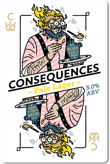 Consequences Lager [All Inn Brewing Fresh Wort]