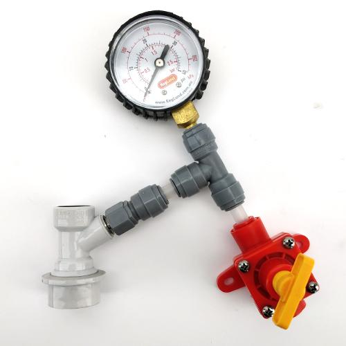 DUOTIGHT BLOWTIE COMPLETE KIT (Pressure Fermenting / Spunding)