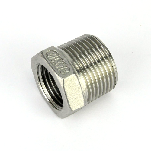 Stainless Steel 1/2 inch X 3/4 inch BSP Reducing Bush