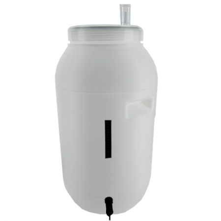 60L HDPE Fermenter Kit [Australian Made]