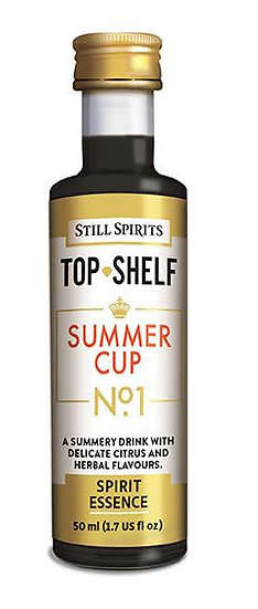 SS Top Shelf Summer Cup No.1