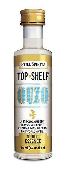 SS Top Shelf Ouzo