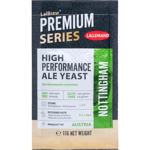 Nottingham High Performance Ale Yeast - Lallemand