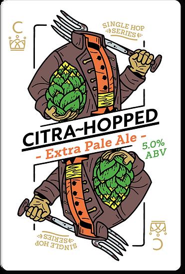 Single Hop Citra [All Inn Brewing Fresh Wort]