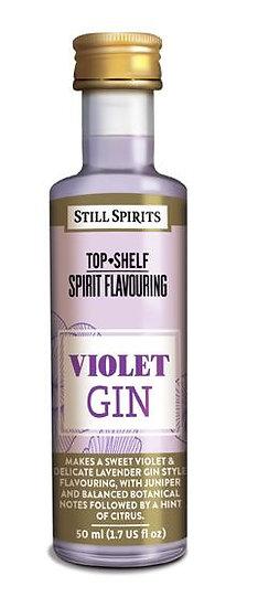 SS Top Shelf Violet Gin