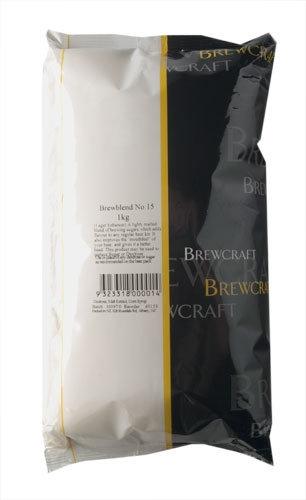 Mangrove Jack's Brewblend #15 Lager Enhancer 1kg