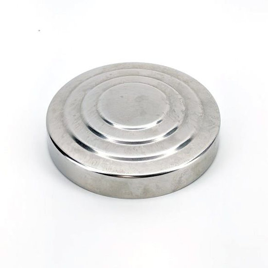 Brushed Stainless Replacement Top Cap for Font