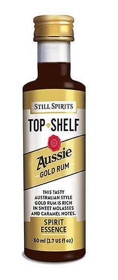 SS Top Shelf Aussie Gold Rum