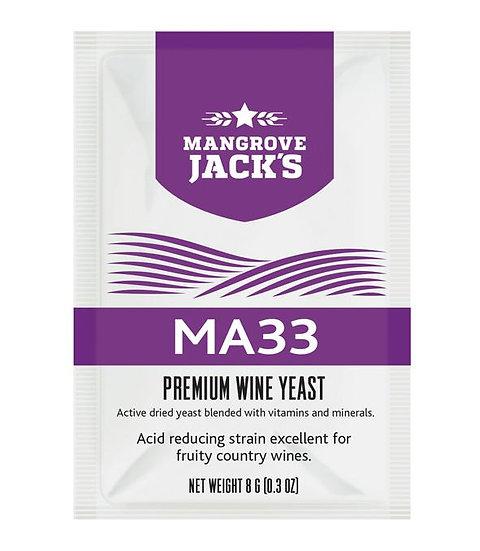MA33 WINE YEAST