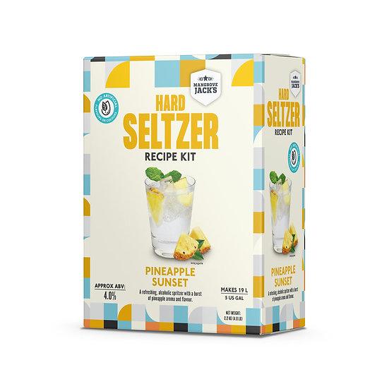 Pineapple Sunset  [Hard Seltzer]
