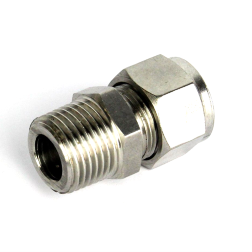 12.7mm Compression Fitting to 1/2inch BSP [For Chillers]