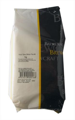 Australian Spec Bitter #44 1kg [Mangrove Jack's Beer Enhancer]