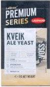 Voss Kveik Yeast x 11g (Norwegian High Temperature Ale) Lallemand