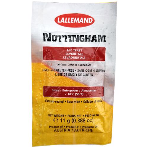 Nottingham (Dry English Style Ale) Yeast [11g]