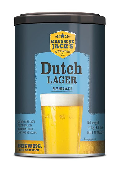 DUTCH LAGER [INTERNATIONAL SERIES]