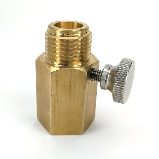 ADAPTER [DELUXE SODASTREAM CYLINDER]  (WITH PIN ADJUSTMENT)