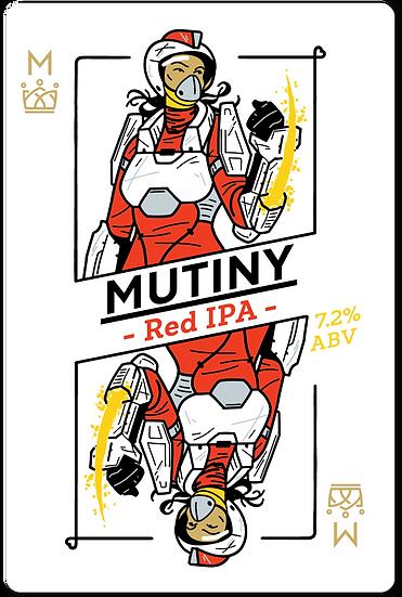 Mutiny: Red IPA [All Inn Brewing Fresh Wort]