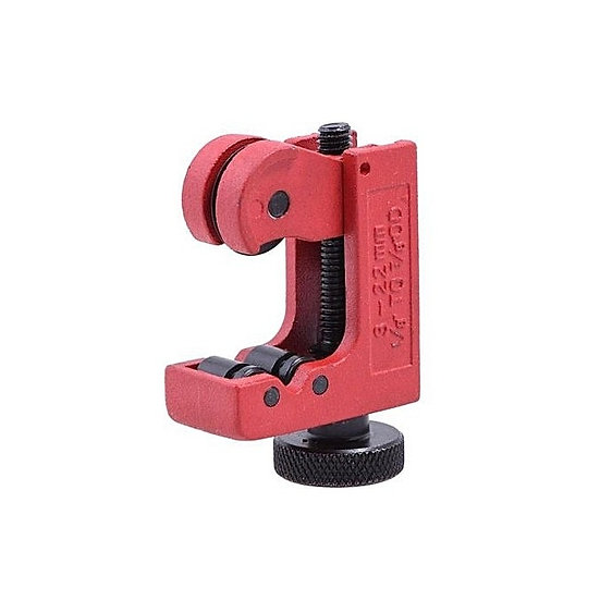RED MINI TUBE / PIPE CUTTER - SUITABLE FOR STAINLESS, COPPER, ALUMINIUM & GENERA