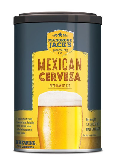 MEXICAN CERVEZA [INTERNATIONAL SERIES]