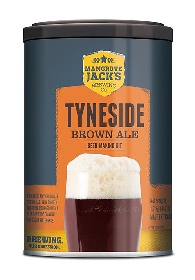 TYNESIDE BROWN ALE [INTERNATIONAL SERIES]