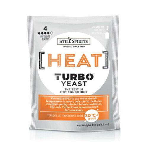 Turbo Heat Wave 138g [Still Spirits
