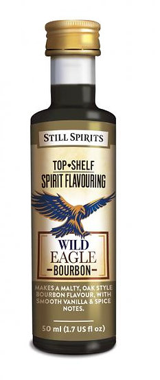 SS Top Shelf Wild Eagle Bourbon