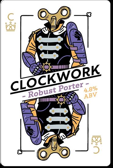 Clockwork [All Inn Brewing Fresh Wort]