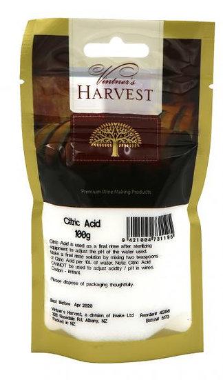 Vintner's Harvest Citric Acid 100g