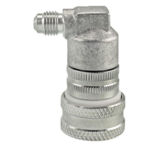 Stainless Ball Lock Disconnect MFL (Grey/Gas)