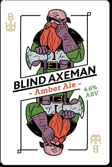 Blind Axeman Amber Ale [All Inn Brewing Fresh Wort]