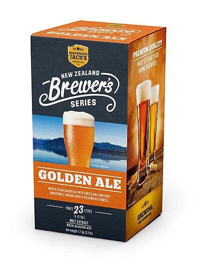 GOLDEN ALE [NZ BREWER'S SERIES]