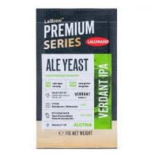 Verdant IPA - Ale Yeast x 11g  [Lalbrew-Lallemand]