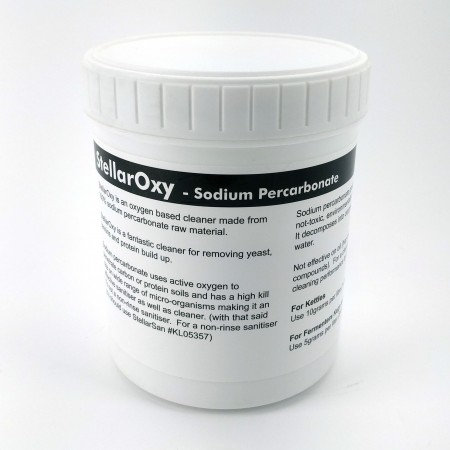 STELLAROXY - 100% SODIUM PERCARBONATE (1KG 35OZ)