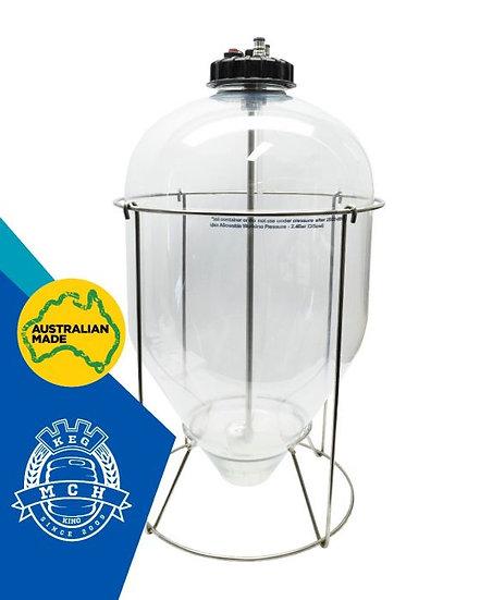 35L Snub Nose - Gen 3 - Pressure Rated Keg/Fermenter
