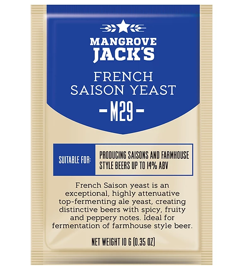 M29 FRENCH SAISON YEAST