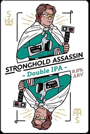 Stronghold Assassin [All Inn Brewing Fresh Wort Kit]