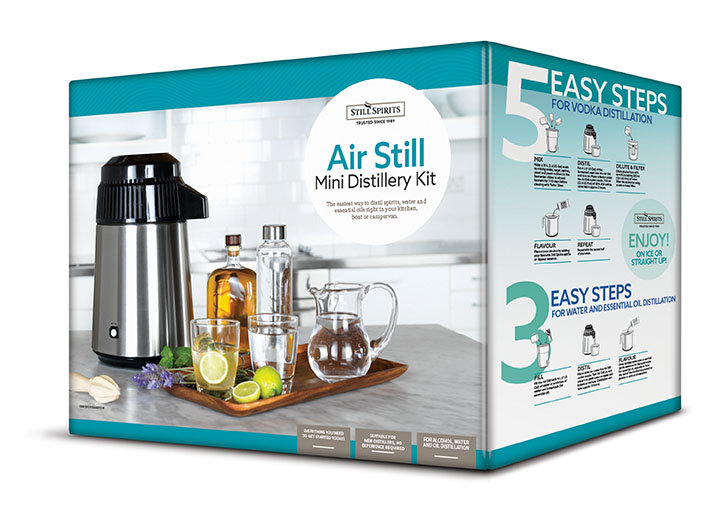 Still Spirits Air Still Essentials Kit